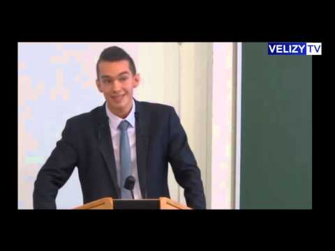 Anthony Lamotte – Concours d'éloquence ISTY 2016