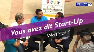 Start-Up : WeTrott'