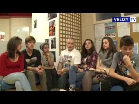 La Junior Association Vélizienne part pour New York