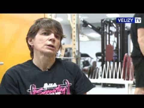Rencontre avec Nathalie Feraud, championne de force athlétique