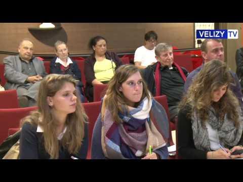 Conseil Municipal de Vélizy – Septembre 2016