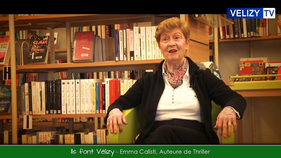 Emma Calisti, Auteure de Thriller