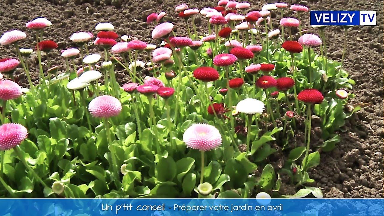 Préparer votre jardin en avril