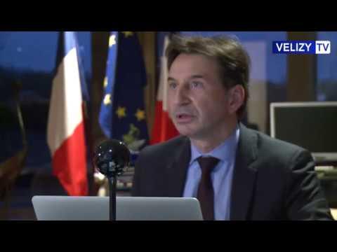 1er Facebook Live du maire de Vélizy