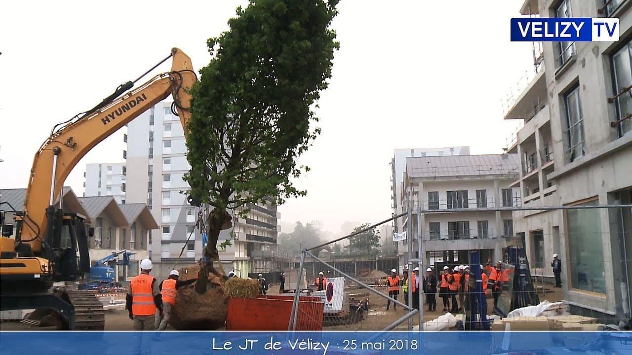 Le JT de Vélizy : 25 mai 2018