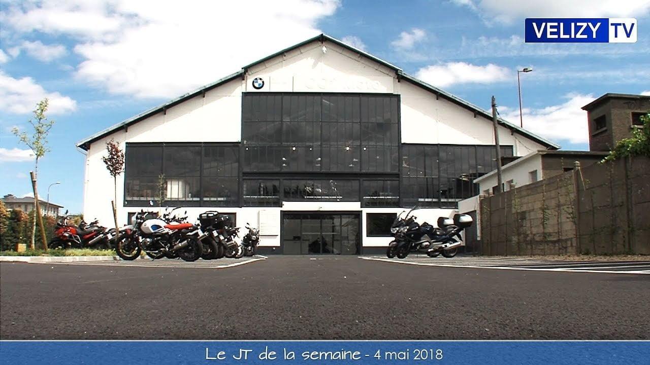 Le JT de Vélizy : 4 mai 2018