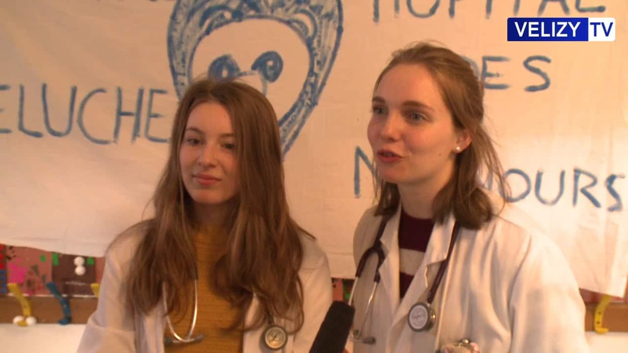 Hôpital des Nounours à Vélizy
