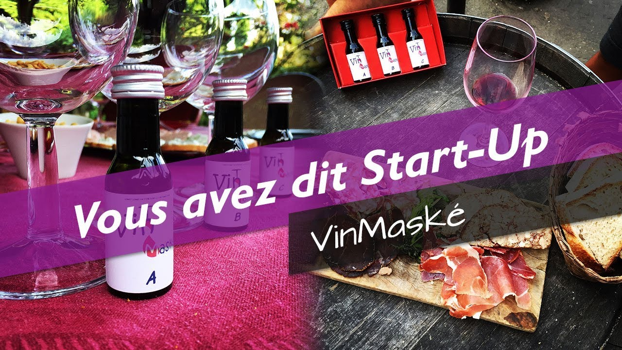 Start-up : VinMaské