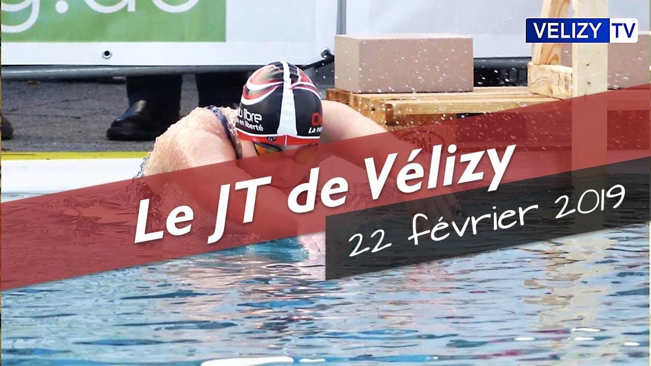 Le JT de Vélizy : 22 février 2019