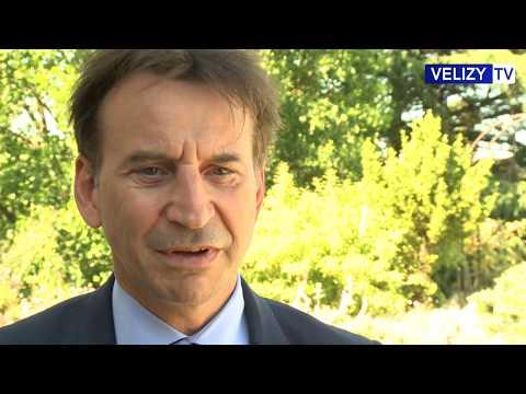 """Le maire Pascal Thévenot s'exprime sur les voitures """"ventouses"""""""